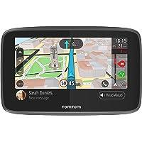 TomTom GO 5200 Pkw-Navi (5 Zoll, mit Freisprechen, Siri und Google Now, Updates über Wi-Fi, Lebenslang Traffic via SIM-Karte und Weltkarten, Smartphone-Benachrichtigungen, kapazitivem Display)