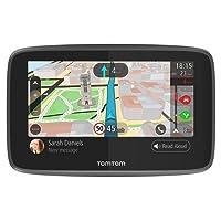 TomTom GO 5200 1PL5.002.01 Navigationsgerät (12,7 cm (5 Zoll), Updates via WiFi, Smartphone Benachrichtigungen, Freisprechen, Lebenslang Karten (Welt), Traffic über Integrierte SIM-Karte)