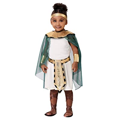 Toddler Queen of The Nile Costume: Clothing