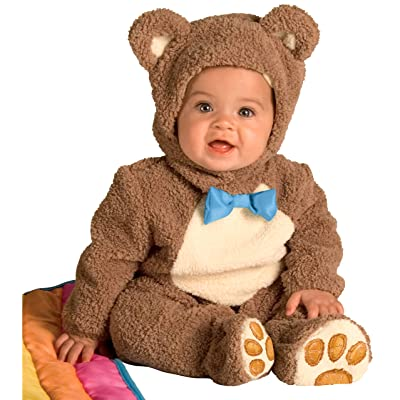 Rubie's Costume Infant Noah Ark Collection Oatmeal Bear Jumpsuit Costume: Clothing