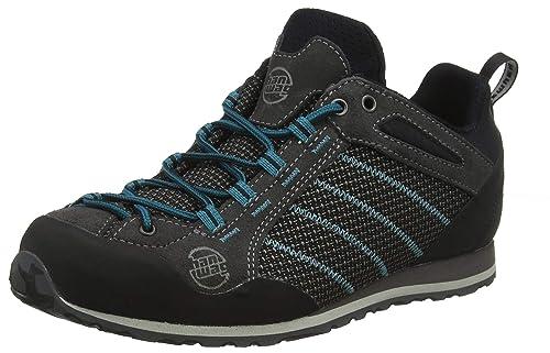 Hanwag Makra Urban, Zapatilla de Velcro para Hombre: Amazon.es: Zapatos y complementos