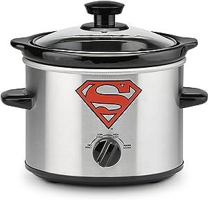 DC Superman 2-Quart Slow Cooker