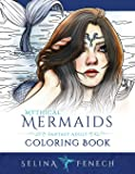 Mythical Mermaids - Fantasy Adult Coloring Book: Volume 8
