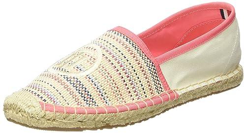Tommy Hilfiger L1285ana 13d, Alpargatas para Mujer: Amazon.es: Zapatos y complementos