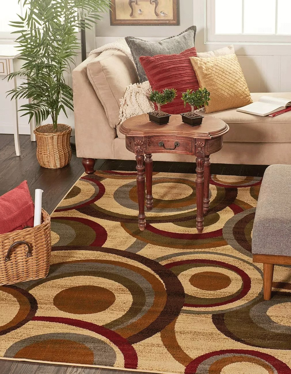 Top 5 Living Room Rugs: Buying Guide & Reviews 2