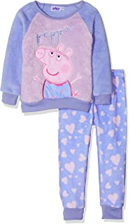 5ca1983e7 Peppa Pig - Pijama para niñas  Amazon.es  Ropa y accesorios