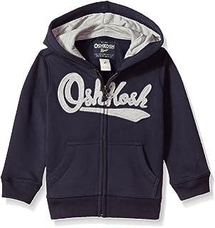 6a6fbe0a9 Amazon.com: Nautica Boy's Toddler Full Zip Classic Logo Fleece ...