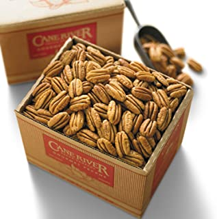 product image for Mammoth Desireable Pecan Halves, 3 pound box - Cane River Pecan Co.