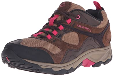 Womens Merrell Hiking Shoes - Kimsey - Black Item W0573