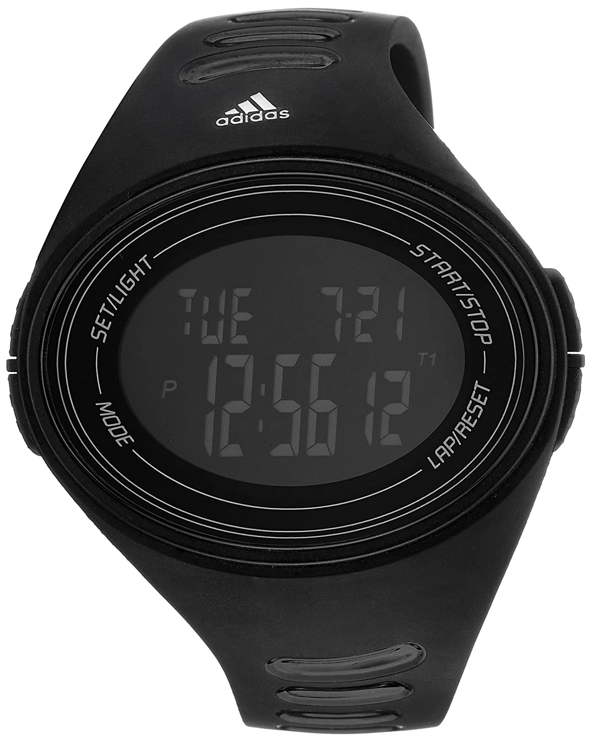 Amazon.com: adidas Unisex ADP6106 AdiZero Digital Watch with Polyurethane Band: Adidas: Watches