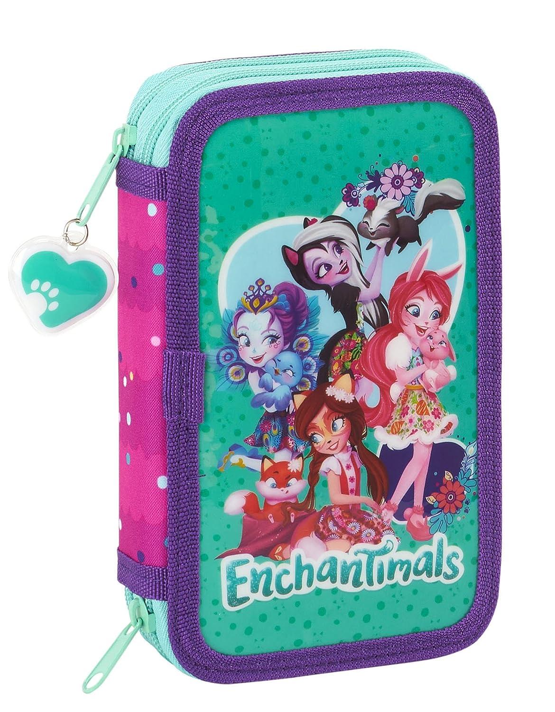 Enchantimals Etui Officiel, École, Comprend 28 outils 411837854