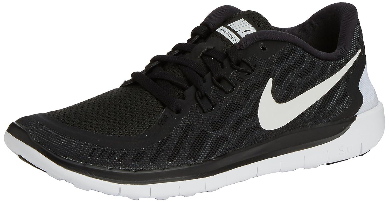 half off ed0b3 ff932 Nike Unisex-Kinder Free 5.0 (GS) Low-Top Schwarz (001 Black/White-Dark CL  Grey), 35.5 EU: Amazon.de: Schuhe & Handtaschen