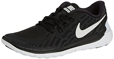 Nike Free RN Flyknit 2017 Big Kids' Running Shoe. Nike