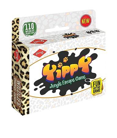 Kaadoo Yippy: Jungle Escape Card Game