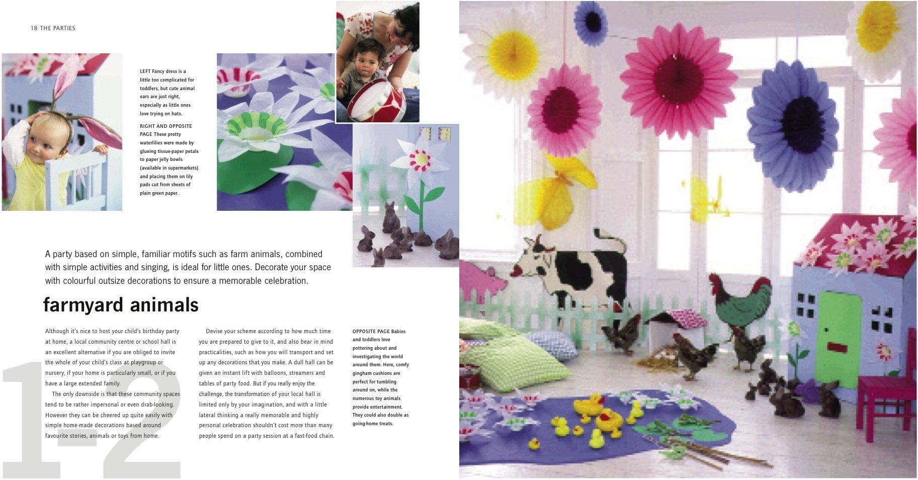 Children\'s Parties: Fun ideas for fabulous kids\' parties: Amazon.co ...