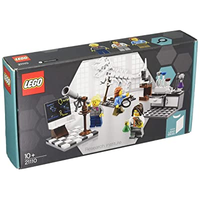 LEGO Ideas - 21110 - Research Institute: Toys & Games