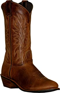 product image for Abilene Men's Sage Dark Cowboy Boot Round Toe - 6454