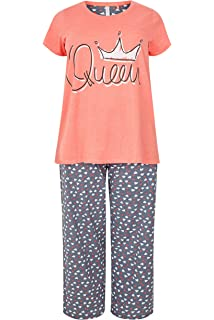 Yours Clothing Womens Plus Size Pyjama Top