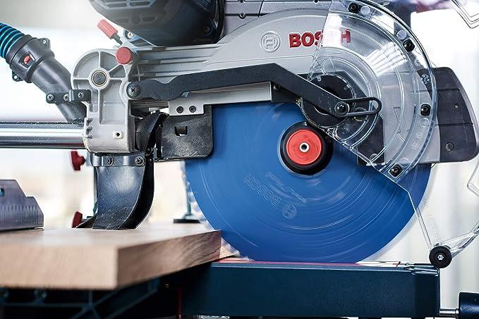 Hoja de sierra circular para madera Bosch 2608644505 Expert for Wood 160 x 20 x 1,5 mm, 48 dientes, incluye bater/ía