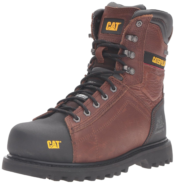 Caterpillar Men's Control 8 Waterproof Waterproof Waterproof TX Comp Toe Industrial and Construction schuhe 44c050