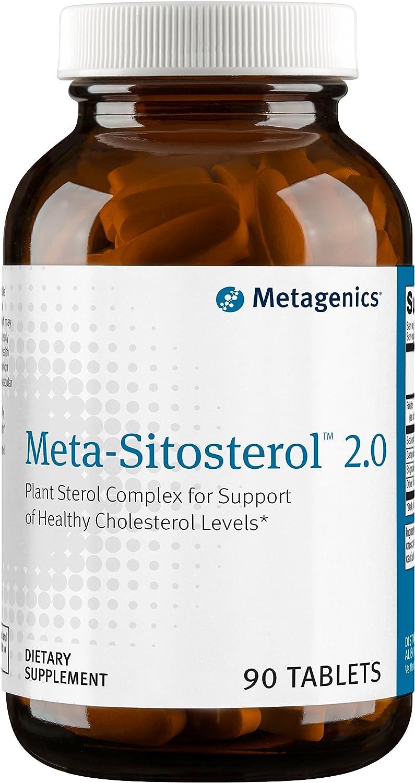 Metagenics – Meta-Sitosterol 2.0, 90 Count