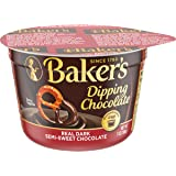 Baker's Real Dark Semi-Sweet Dipping Chocolate, 7 oz