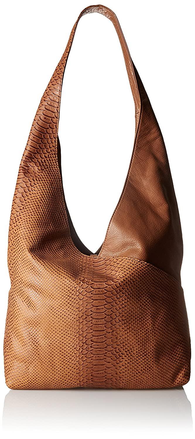 Amazon.com: Kooba Handbags Cecilia Cobra Sling Bag, Caramel, One ...