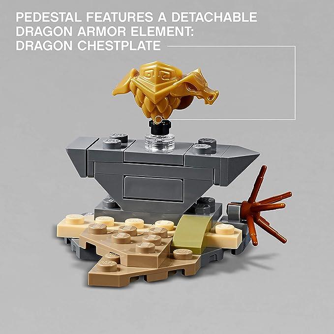 Lego Ninjago Stormbringer 70652 (493 Teile): Amazon.es ...
