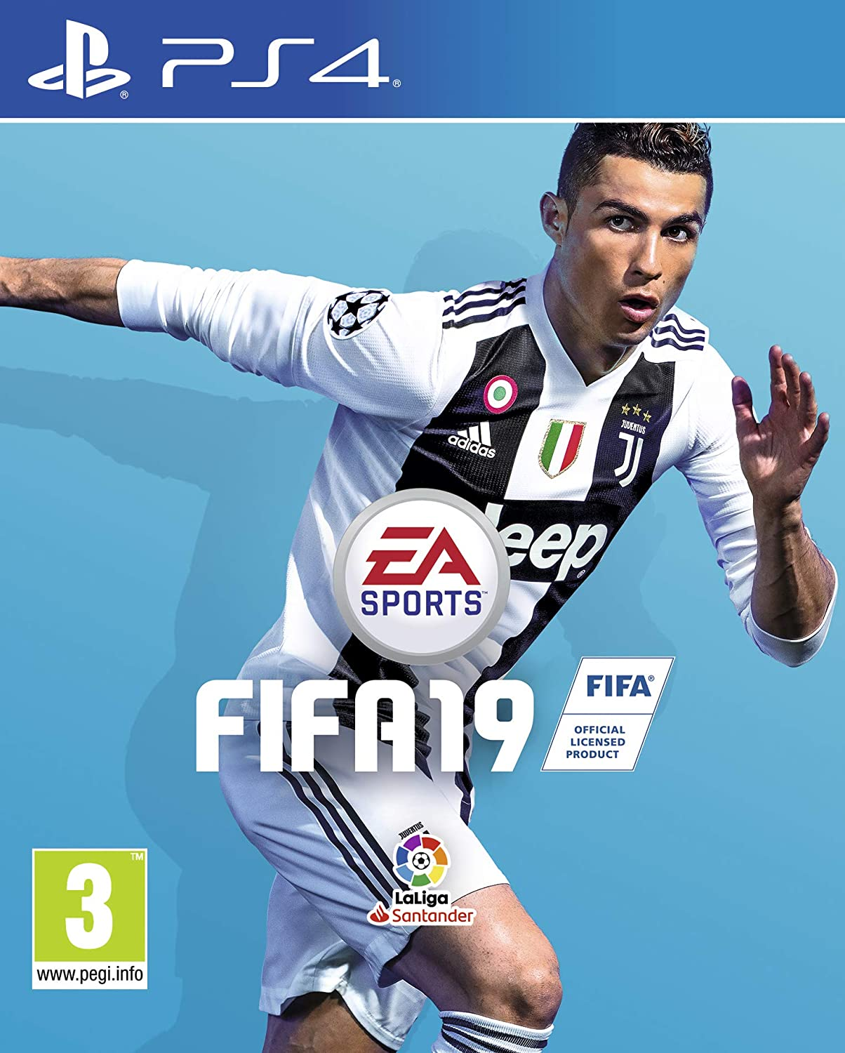 Fifa 19 Edicion Estandar Playstation 4 Electronic Arts Software