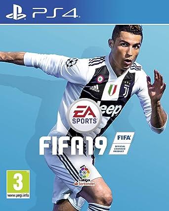 62fdb00d54 FIFA 19 - Edición Estándar  playstation 4  Sony  Amazon.es  Videojuegos
