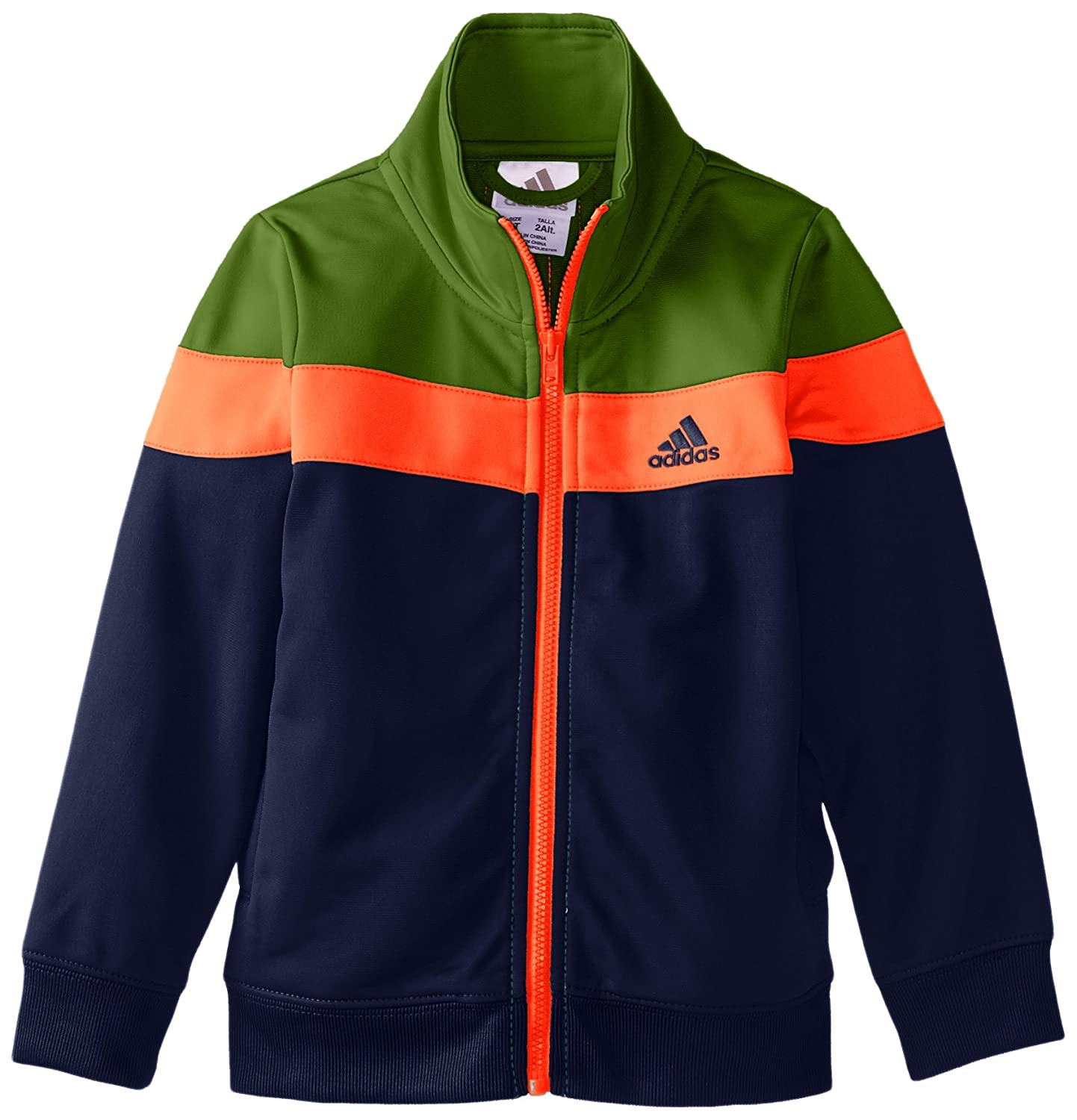 adidas Little Boys' Elite Tricot Jacket AP5361