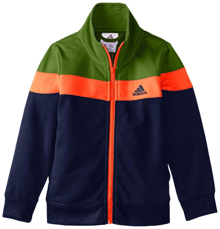 a93b23fb0 Amazon.com: adidas Boy's Tiro and Tricot Jackets: Clothing