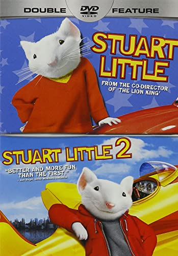 Amazon Com Stuart Little Stuart Little 2 Movies Tv