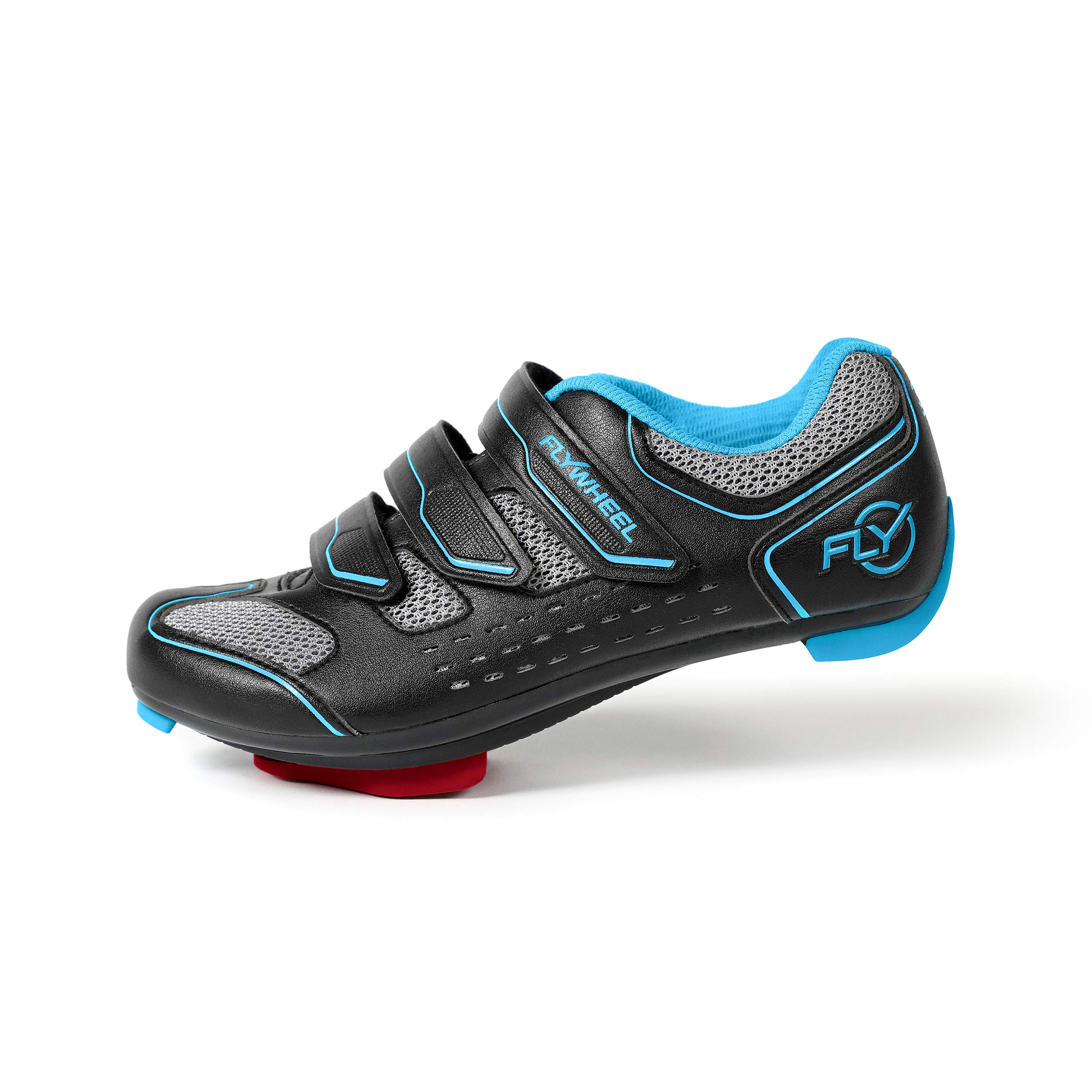 Flywheel Sports Indoor Cycling Shoe with LOOK Delta Cleats - Size 50 (US Men's 14.5 - 15) by Flywheel Sports