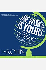 The World Is Yours: 26 Essays on Life and Success Audible Audiobook