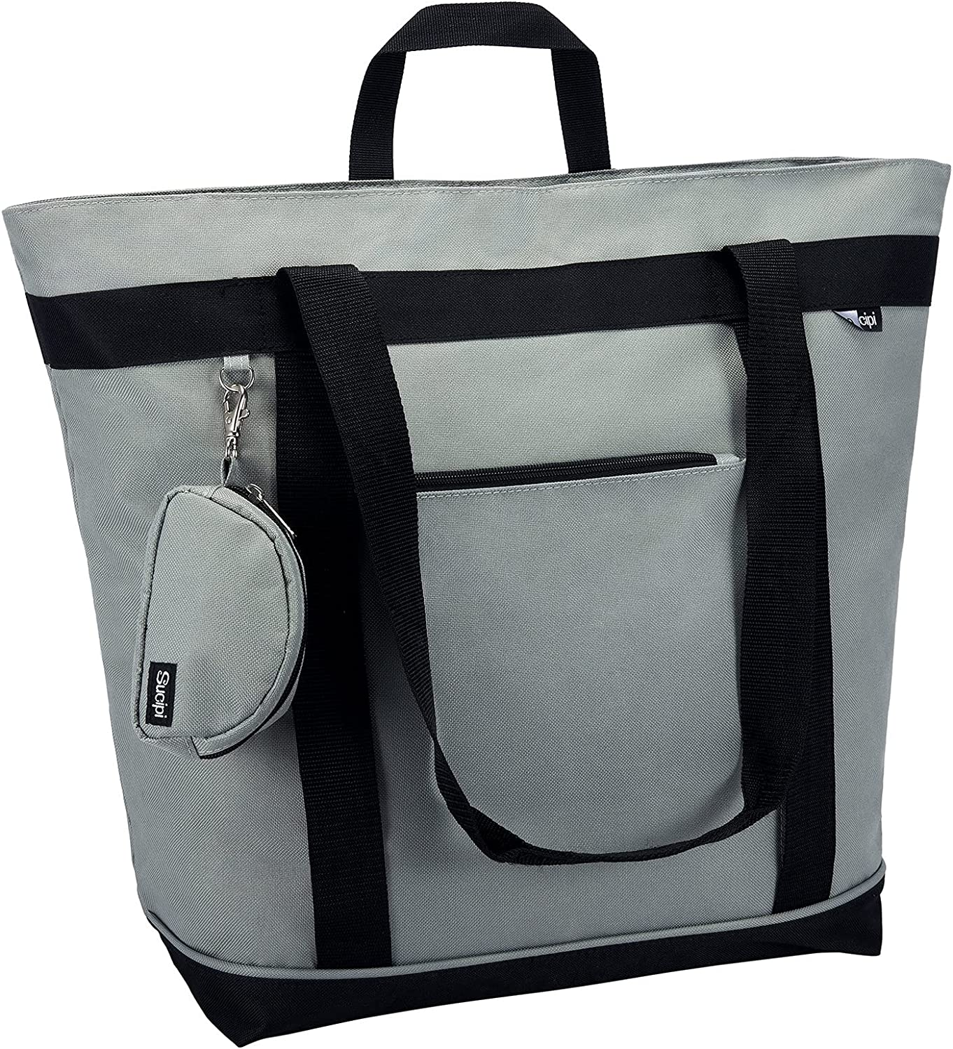 Sucipi Insulated Cooler Bag Reusable Grocery Bag Insulated Shopping Bags for Groceries Ultimate Grocery Shopping Bag