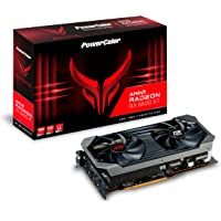 PowerColor Red Devil AMD Radeon RX 6600 XT Gaming Graphics Card with 8GB GDDR6 Memory, Powered by AMD RDNA 2, HDMI 2.1