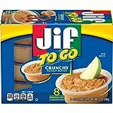 Jif To Go Crunchy Peanut Butter