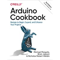 Arduino Cookbook 3e: Recipes to Begin, Expand, and Enhance Your Projects