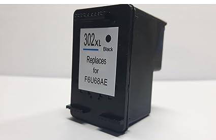 XXL tinta alternativo para HP 302 XL hp302 X L Black Negro - Con ...