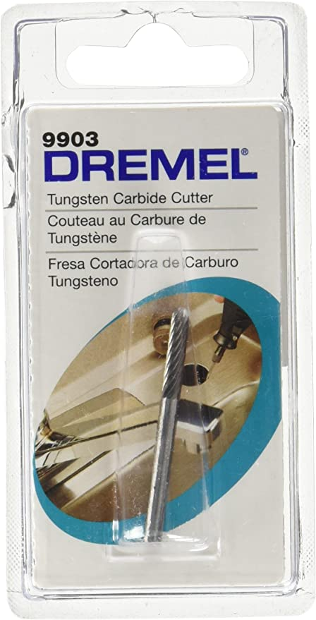 "DREMEL 9903 ROTARY POWER TOOL 1//8/"" TUNGSTEN CARBIDE CUTTER ATTACHMENT NEW SALE"