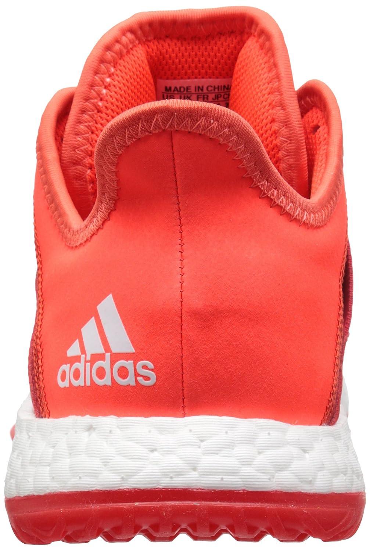 finest selection 618ca 411dd Zapatillas de entrenamiento Adidas Pure Boost ZG Trainer para hombre Rojo  vivo   blanco   rojo solar