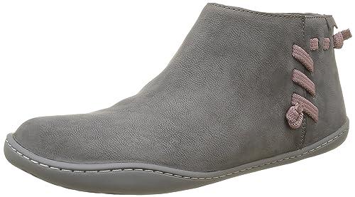Camper Peu Cami, Botines para Mujer, Gris (Dark Gray 036), 34 EU: Amazon.es: Zapatos y complementos