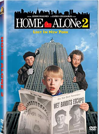 Amazon In Buy Home Alone 2 Dvd Blu Ray Online At Best Prices In