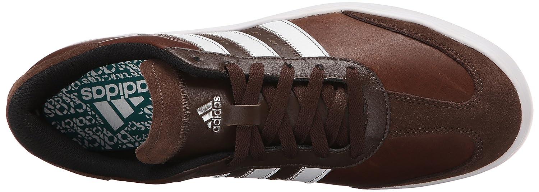 cheap for discount 7fecf 43659 Zapatillas sin puntas de golf Adicross V para hombre de adidas Marrón    Blanco   Verde Eqt