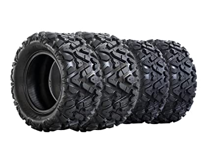 Amazon com: AR DONGFANG Set of 4 ATV Tires 19x7-8 & 18x9 5-8