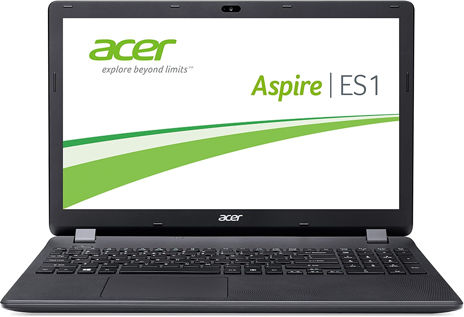 Acer Aspire ES1-512-C1WM - Ordenador portátil (Portátil, DVD Super Multi DL, Touchpad, Windows 8.1 , Ión de Litio, 64-bit), teclada QWERTZ: Amazon.es: ...