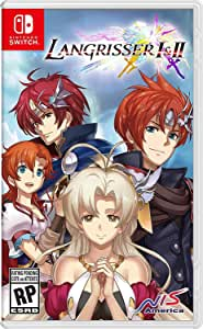 Langrisser I & II for Nintendo Switch