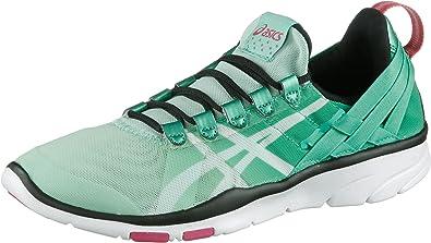 Asics Gel Fit Sana Women's Training shoes, MintWhiteBlack