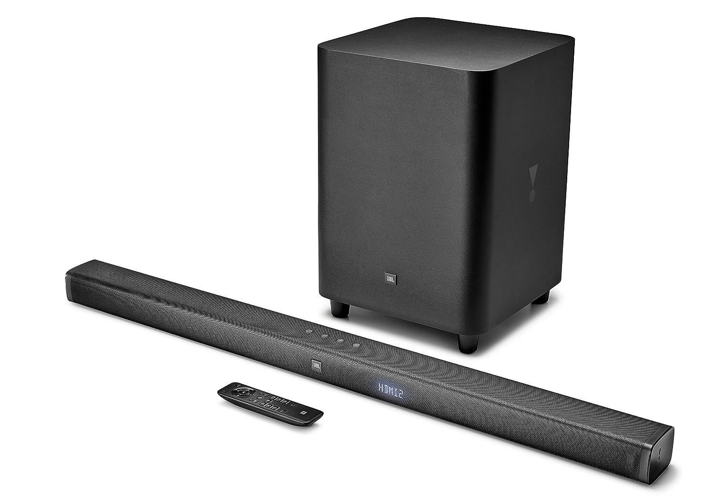 JBL 4K Ultra-HD対応3.1chホームシアターシステム BAR 3.1